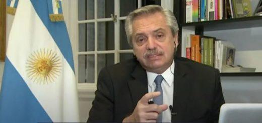 Coronavirus: Alberto Fernández adelantó que el pico de contagio podría ser más lento por efecto de la cuarentena