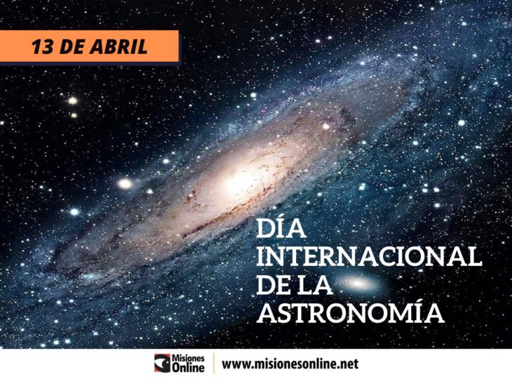 ¿Por qué se celebra hoy el Día Internacional de la Astronomía?