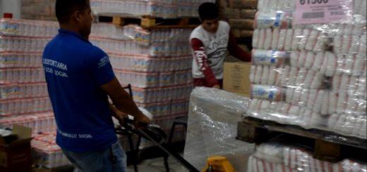 Coronavirus: se entregaron más de 38 mil módulos de alimentos en Misiones
