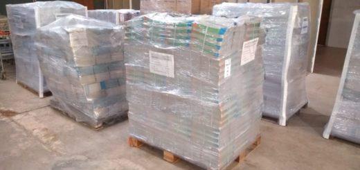 Coronavirus: en Misiones se distribuyen 210 mil cuadernillos para que los escolares puedan continuar con sus clases