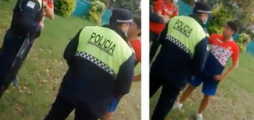 Descubren a funcionarios tucumanos jugando al pádel durante la cuarentena obligatoria