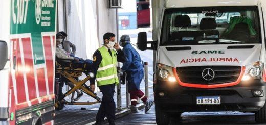 Coronavirus: ya son más de 100 las muertes en Argentina