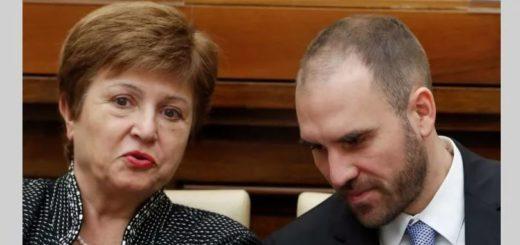 Coronavirus: el FMI proyecta que la economía argentina caerá 5,7% este año