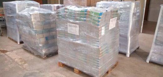 Coronavirus: desde el Gobierno de Misiones aclaran que los cuadernillos de contenidos escolares se distribuyen a todas las escuelas de la provincia con criterios pedagógicos