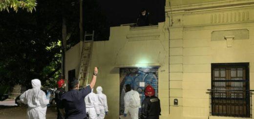 La Plata: caminaba por los techos, un vecino lo vio y lo fusiló de un escopetazo