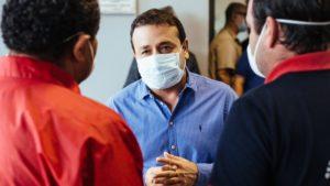 """Coronavirus: el gobernador de Misiones Oscar Herrera Ahuad pidió """"todo el peso de la ley"""" para el hombre que llegó a Eldorado escondido en un camión"""