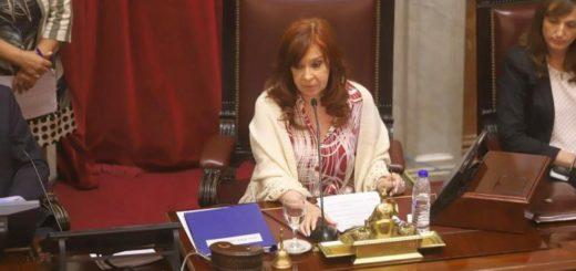 Cristina Fernández pidió un aval a la Corte para que el Congreso pueda sesionar vía streaming
