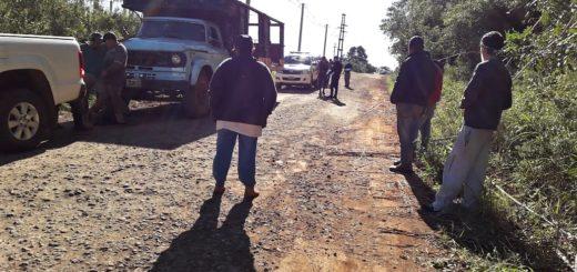 Coronavirus: secuestran camión que transportaba trabajadores tareferos en Apóstoles