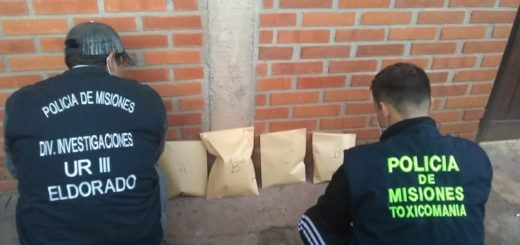Recuperaron elementos robados y secuestraron marihuana en Eldorado