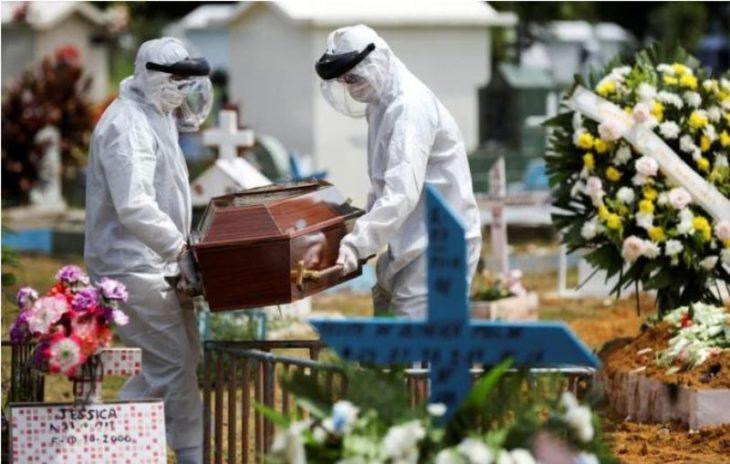 Coronavirus en Brasil: reportaron más de 200 muertes por segundo día consecutivo, el total asciende a 1.736