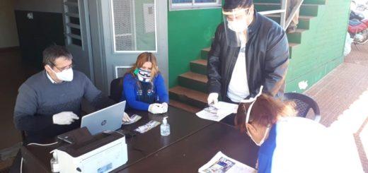 Coronavirus: continúan entregando los tickets de Ferias Francas en las delegaciones barriales de Posadas