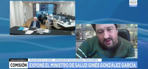 #Coronavirus: Closs expuso ante el ministro de Salud de la Nación su preocupación por el ingreso de ciudadanos a Misiones por pasos fronterizos con Brasil