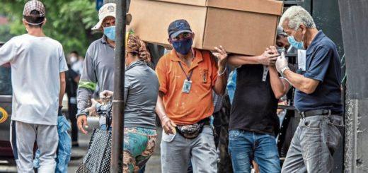 Coronavirus: Ecuador reporta casi ocho mil infectados y los fallecidos ya son 388