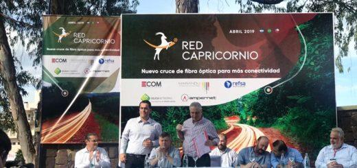 Se cumple un año desde el lanzamiento de la Red Capricornio, fortaleciendo la conectividad gracias a Marandú Comunicaciones