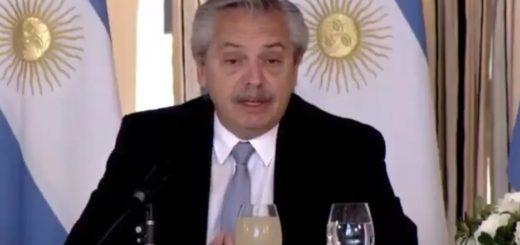 """Alberto Fernández: """"Una deuda sostenible es una deuda que no postergue a la Argentina"""""""