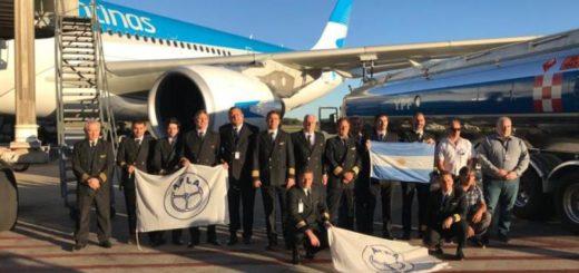 Coronavirus: Aerolíneas Argentinas confirmó el segundo vuelo a Shanghái, China, para traer insumos médicos
