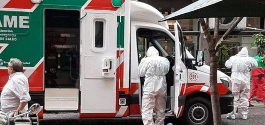 Coronavirus: suman 122 las víctimas fatales y 2.669 los infectados  en el país
