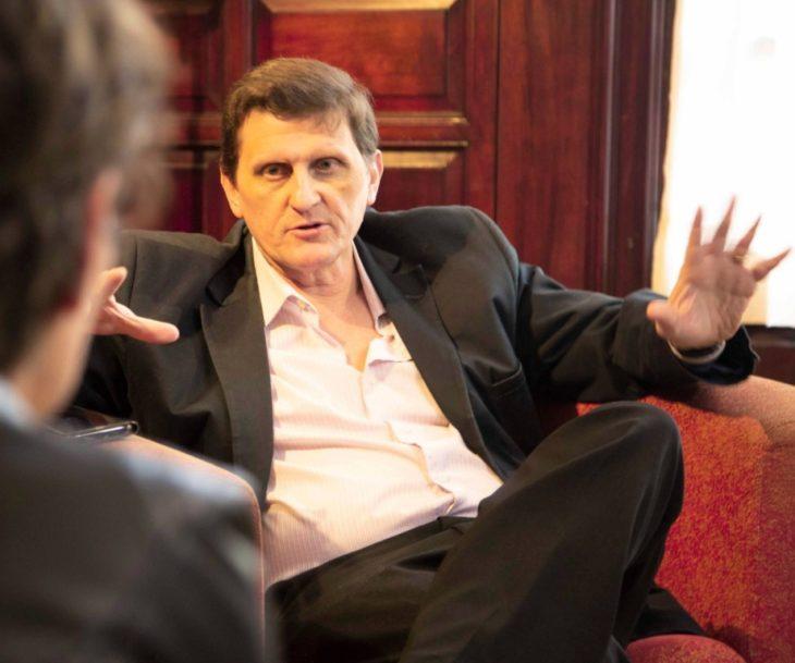 """Adolfo Safrán: """"venimos con una caída aproximada de 30% en la coparticipación"""""""