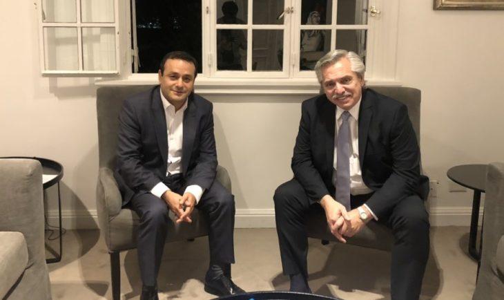 #Coronavirus: en un mano a mano con Herrera Ahuad, el presidente Alberto Fernández ordenó liberar fondos pendientes de Nación para Misiones
