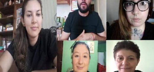 Comunicación inclusiva: más de 400 personas participan de los cursos de Lengua de Señas Argentina