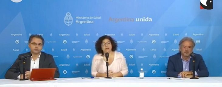 Coronavirus: se reportaron 2758 casos de infectados, 129 fallecidos y 666 recuperados en Argentina