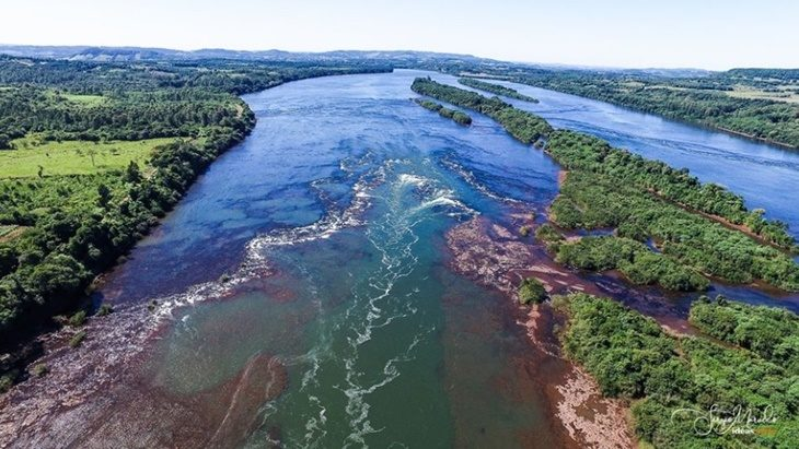 Argentina y Brasil trabajan en conjunto para aumentar el caudal del Paraná