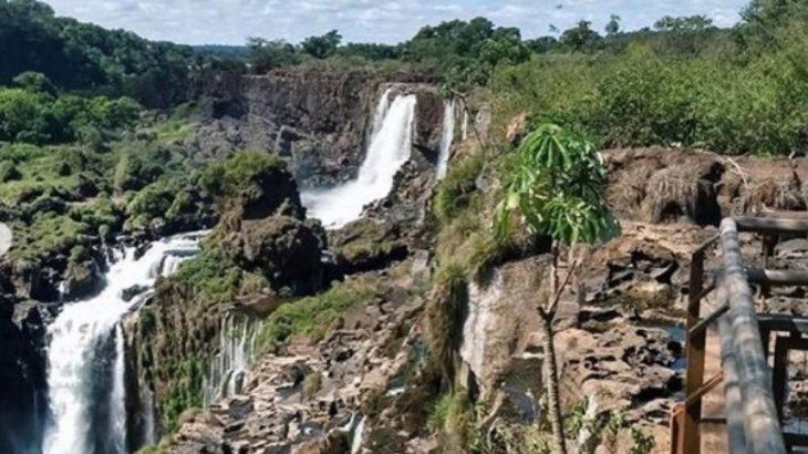 Argentina y Brasil se reunieron por el déficit hídrico de los ríos Paraná e Iguazú