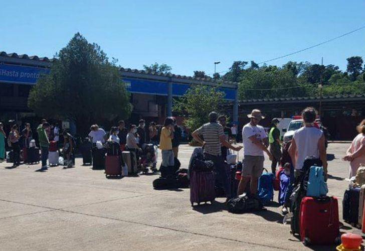 Más de 4.000 argentinos varados en el exterior serán repatriados la semana que viene