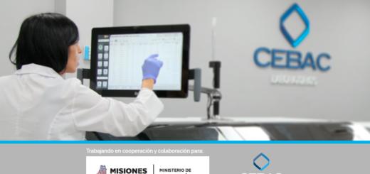 El sistema de salud de Misiones suma recursos para combatir la pandemia de COVID-19 mediante testeos Real Time – PCR