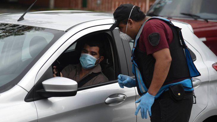 Se habilitaron 20 mil permisos de circulación para varados en el país
