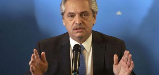 """""""Nos hemos dispuesto cambiar este país para hacerlo más justo"""", sostuvo Alberto Fernández"""