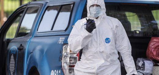 Coronavirus: suman 136 las víctimas fatales y 2.941 los infectados en Argentina