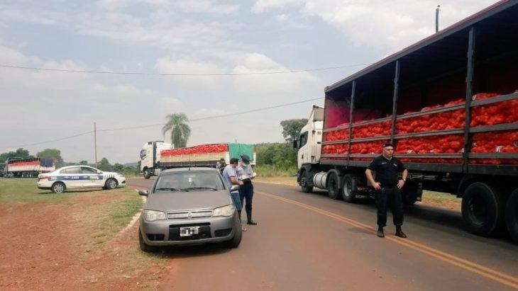 Coronavirus: el paciente de San Vicente sigue en grave estado y dio negativo el test del otro camionero misionero que viajó a Brasil