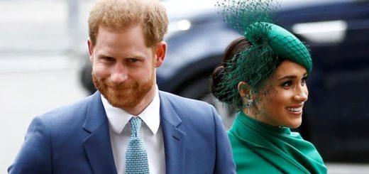 Escándalo en Reino Unido por las declaraciones desde EEUU del príncipe Harry sobre el coronavirus