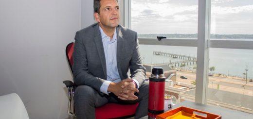 """Massa: """"El gobierno hará el esfuerzo que se necesite para sostener a las Pymes y el empleo en Argentina"""""""