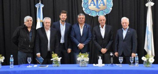 Coronavirus: se terminan los promedios en el fútbol argentino