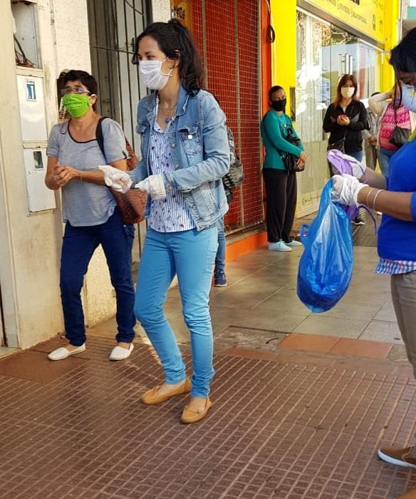 Coronavirus: se realizó operativo de prevención y concientización en Posadas