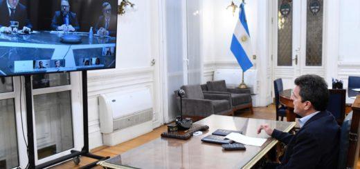 Coronavirus: el ministro Matías Kulfas expuso en diputados