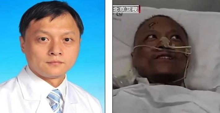 MUNDO: El extraño cambio de médicos sobrevivientes de Wuhan