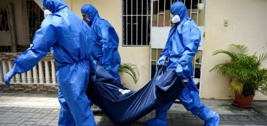 Coronavirus: Ecuador suma más de 1.400 muertos entre casos confirmados y sospechosos de Covid-19