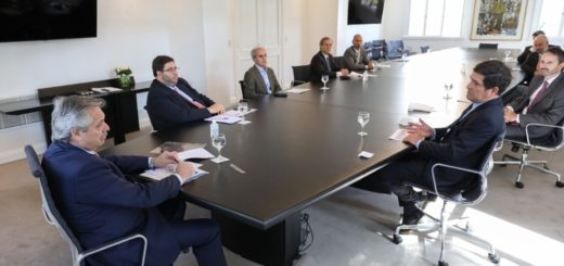 Coronavirus: Alberto Fernández recibió a representantes de la industria farmacéutica