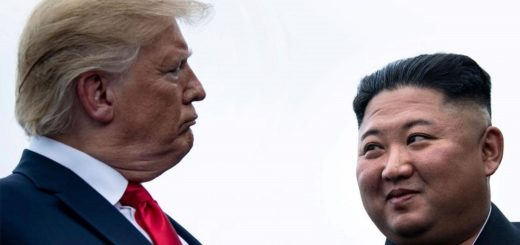 """Donald Trump le deseó """"lo mejor"""" a Kim Jong Un, pese a que su estado de salud es un misterio"""