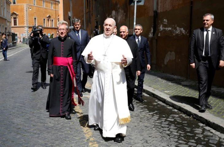 """El Papa Francisco habló en el Día de la Tierra: """"No tenemos futuro si destruimos el entorno que nos sustenta"""""""