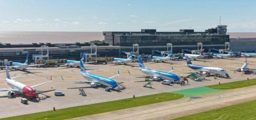 """Coronavirus: desde el Gobierno nacional afirman que el regreso de los vuelos de cabotaje es """"bastante lejano"""""""