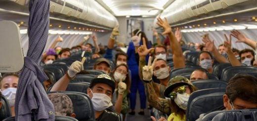 Coronavirus: retornaron al país casi el 90 % de los argentinos que estaban en el exterior