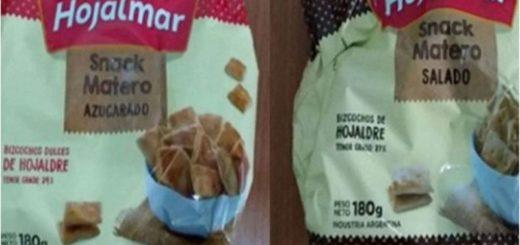 La Anmat prohibió la comercialización de unos bizcochos de hojaldre