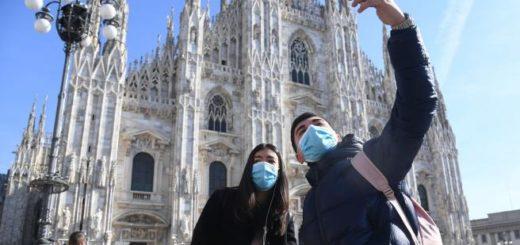 Coronavirus: Italia supera los 25 mil muertos y comienza una prueba de anticuerpos en Lombardía