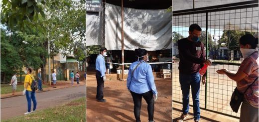 Coronavirus: más de 30 agentes municipales colaborarán en las Ferias Francas de Posadas