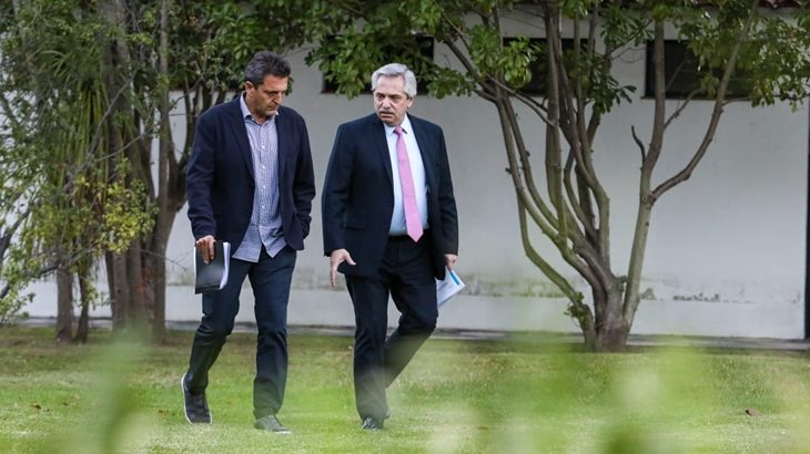 """Massa: """"Somos guardianes defensores de la clase media argentina"""""""