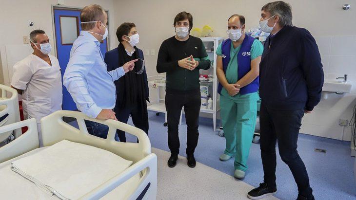 Coronavirus: Kicillof dijo que no mirará «bandera o nacionalidad» de los médicos frente a la crisis